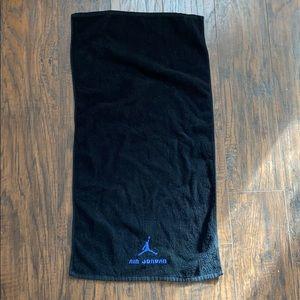 Air Jordan small towel